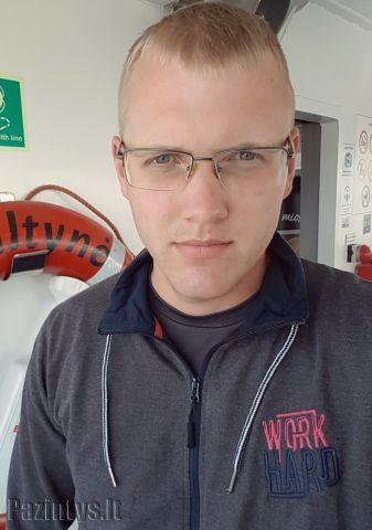 Donatas, 28, don1ss, Klaipėda
