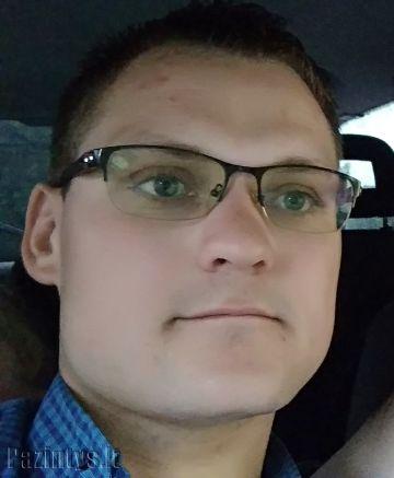 Darius, 29, daaarenas, Šilutė