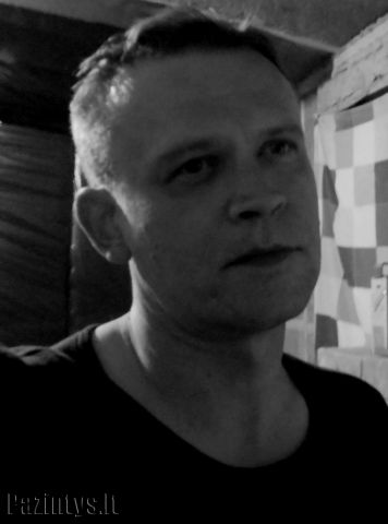 Slavik, 41, Slava766, Klaipėda