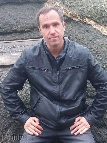 Egidijus, 41, eeegis, Vilnius