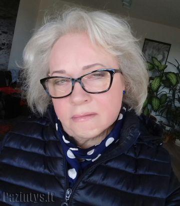 B, Lena, 57, lenkute, Druskininkai