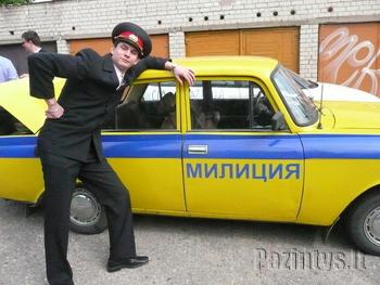milicionierius :D Armandito 31 Armikiss Kaunas