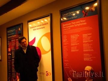 New York Philharmonic Dievazas 36 dievazas