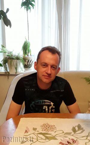 Sasa, 41, Sosedra, Vilnius