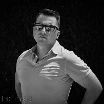 Martynas, 25, kuntakis, Šiauliai